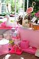 Beth's Flamingo Inspired Baby Shower | Palm Beach Lately