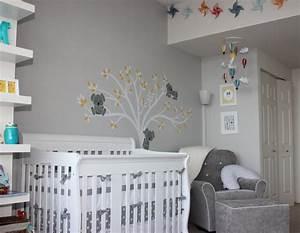deco murale chambre bebe With deco murale chambre bebe