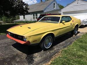 Classic 1971 Ford Mustang Mach 1 302 automatic For Sale - MustangCarPlace