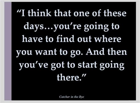 catcher   rye quotes pinterest
