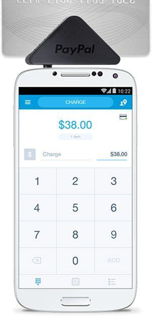 We did not find results for: Process credit card payments on your iPhone, iPad, Android - anywhere you do business. PayPal ...