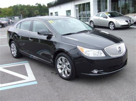 2011 Buick Lacrosse Colors by Find Used 2011 Buick Lacrosse Cxl In 1275 S Suncoast Blvd