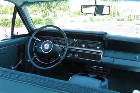 all car manuals free 1967 ford fairlane instrument cluster 1967 ford fairlane 500 4 door sedan 198435