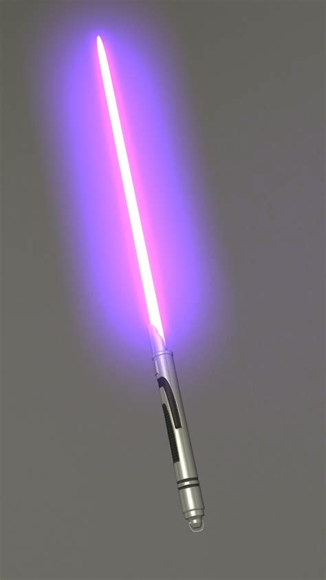 purple light saber image purple lightsaber by zero fourteen d31an7g jpg