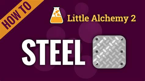 alchemy little steel cheats