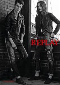 Replay Denim Fall / Winter 2015 Ad Campaign