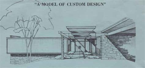 daylight basement plans mid century modern house plans mid century home floor plan