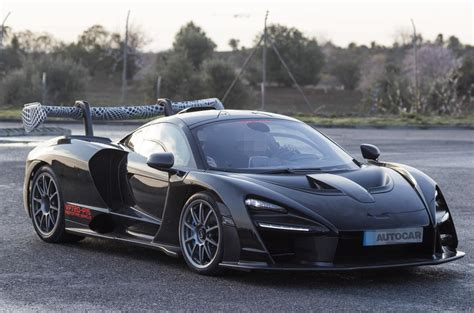 McLaren Senna: exclusive new pictures of 789bhp hypercar ...