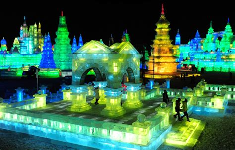 Harbin And Snow Festival Picture by China S Harbin And Snow Festival Today