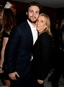 Aaron Taylor-Johnson and wife Sam Taylor-Wood cuddle up at ...