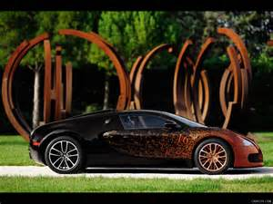 Bugatti Veyron Grand Sport Bernar Venet 2018 Side Hd
