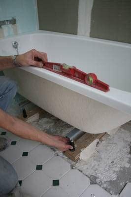 si鑒e pour baignoire installer une baignoire pratique fr