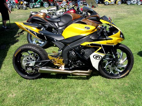Custom Sport Motorcycles