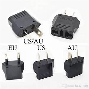 Type A Ou Ac : portable travel power plug adapter eu euro or us usa to us ~ Dailycaller-alerts.com Idées de Décoration