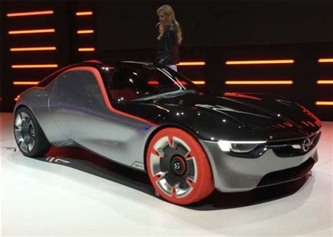 Vauxhall Gt Previews 'affordable
