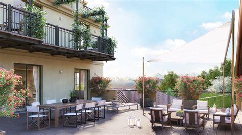 Appartamento Terrazzo by Appartamenti Con Terrazzo Thovez11