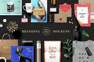 Brandminute Moc... Creative Market