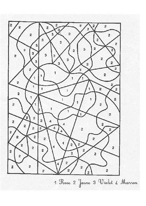 coloriages simples chiffres frhellokidscom