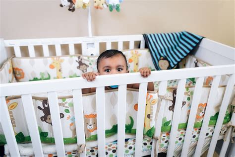 safe crib bumpers crib safety are crib bumpers safe