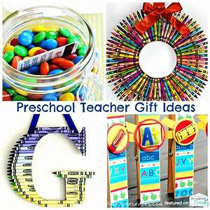 10 gifts for a preschool teacher