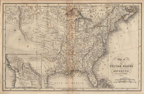 Antique Maps Of The United States; Page 2