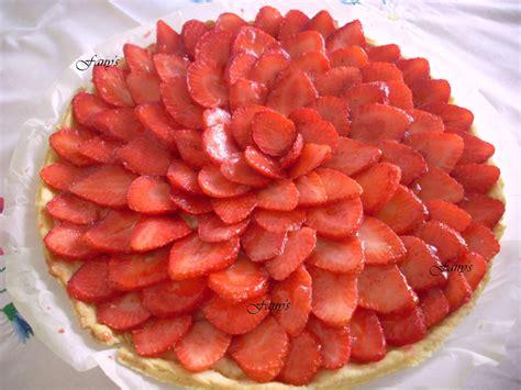 tarte au fraises rhum et sak 233
