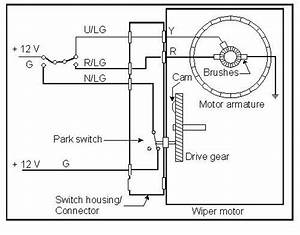 dual spdts on wiper motor spitfire gt6 forum triumph With lucas wiper motor wiring diagram additionally 3 position switch wiring