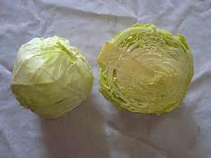 bao choi yeur choi  white cabbage    west