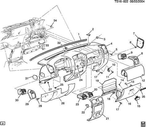 Chevy Silverado Parts Diagram Automotive