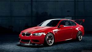 BMW M3 Pictures: Modified Red BMW M3