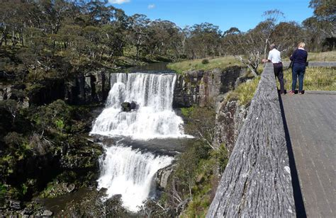 Ebor Waterfall Backgrounds by Ebor Falls Nsw National Parks