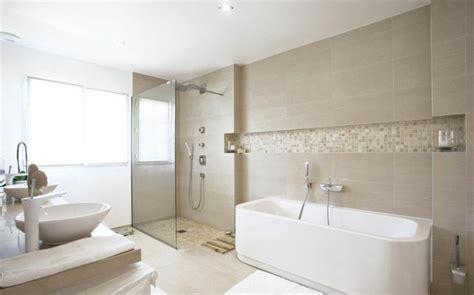 beaucoup d id 233 es en photos pour une salle de bain beige interieur zen et merlin