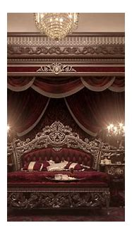 » European Style Luxury Carved Bedroom SetTop and Best ...