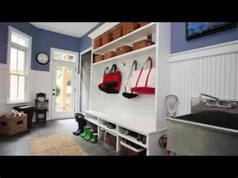 modern  contemporary mud room entry designs youtube