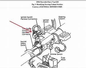I Need A Wiring Diagram Of The Ignition Circuit For A 1994 1  2 Ton Chevy Van  Particuralary The