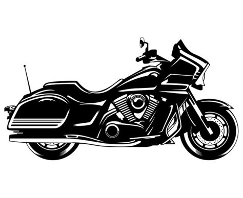 Indian Motorcycle, Motorbike, Motorcycle, Silhouette,svg