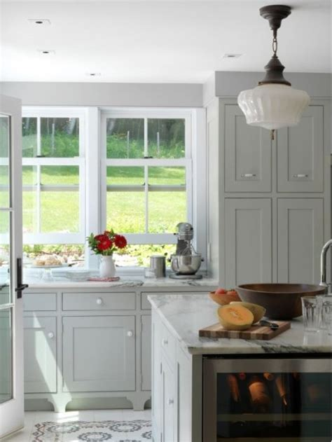 light gray kitchen cabinets light grey cabinets and carrara counters for the home