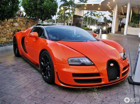 bugatti veyron  grand sport vitesse  september