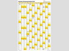Feiertage 2019 SchleswigHolstein + Kalender