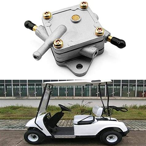 replacement new club car golf cart fuel pump fit for