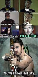 Geek Squad City 42 Hilarious Arrowverse Memes That Only The Real Fans Will