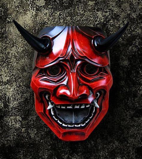 oni mask tattoo recherche google japan art