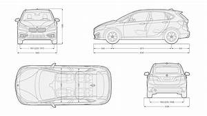 bmw serie 2 active tourer dimensioni bagagliaio peso With interior bmw x 3