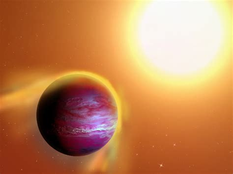 Young Star Destroys Gas Giant Exoplanet | Astronomy | Sci ...