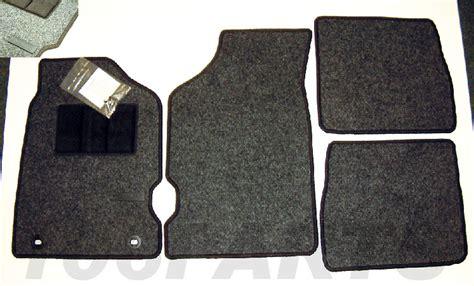 Peugeot 106 Genuine Carpet Mat Set (rhd Only) Xs Xsi