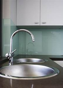 Glasplatte Für Küchenrückwand : k chenr ckwand glas die moderne option ~ Articles-book.com Haus und Dekorationen