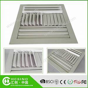 Ceiling Air Conditioning Linear Grilles Diffusers/HVAC