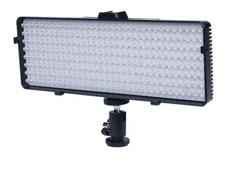 amazon lights led amazon com polaroid 320 led dimmable vari temp super