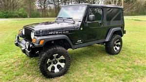 2005 Jeep Wrangler Lj Rubicon Unlimited For Sale In Chapel