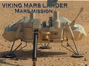 Viking mars lander 3D Model MAX OBJ 3DS FBX MTL | CGTrader.com